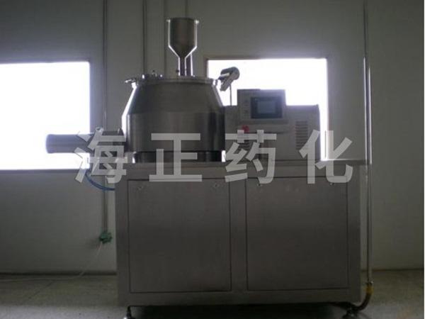 制药专用湿法混合制粒机