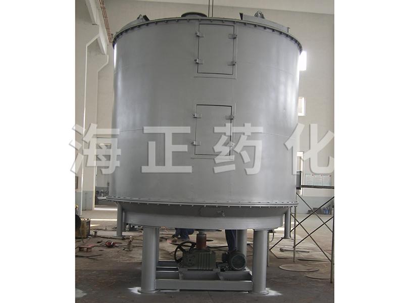 橡胶促进剂真空盘式干燥机