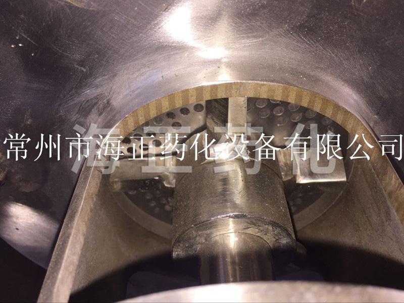 单螺旋挤压造粒机